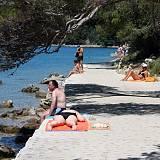 Ferienwohnungen Banjol 6654, Banjol - Nächster Strand