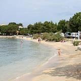 Apartmány Banjol 14121, Banjol - Nejbližší pláž