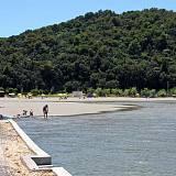 Ferienwohnungen Kampor 17894, Kampor - Nächster Strand