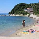 Ferienwohnungen Mundanije 5009, Mundanije - Nächster Strand