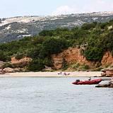 Ferienwohnungen Barbat 4926, Barbat - Nächster Strand