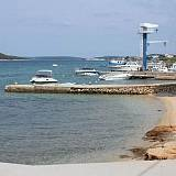 Ferienwohnungen Barbat 16843, Barbat - Nächster Strand