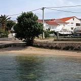 Apartmány Barbat 16843, Barbat - Nejbližší pláž