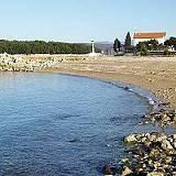Apartmány Kornić 17446, Kornić - Nejbližší pláž