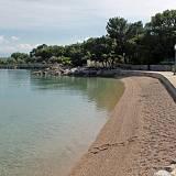 Apartmány Vantačići 5296, Vantačići - Nejbližší pláž