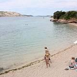 Ferienwohnungen Barbat 14903, Barbat - Nächster Strand