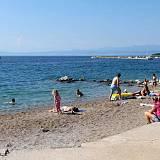 Ferienwohnungen Malinska 5223, Malinska - Nächster Strand
