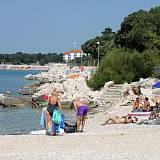 Apartmány Novi Vinodolski 7591, Novi Vinodolski - Nejbližší pláž