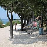 Apartmány Novi Vinodolski 17493, Novi Vinodolski - Nejbližší pláž
