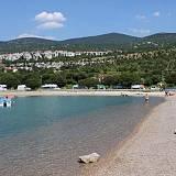 Apartmány Klenovica 5453, Klenovica - Nejbližší pláž
