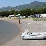 Apartmány Klenovica 5418, Klenovica - Nejbližší pláž