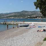 Ferienwohnungen Klenovica 5418, Klenovica - Nächster Strand
