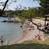 Apartmány Pinezići 5349, Pinezići - Nejbližší pláž