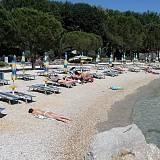 Apartmány a pokoje Crikvenica 5430, Crikvenica - Nejbližší pláž