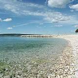 Apartmány Crikvenica 5476, Crikvenica - Nejbližší pláž