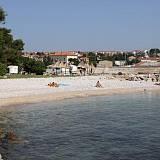 Ferienwohnungen Krk 6866, Krk - Nächster Strand