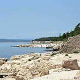 Ferienwohnungen Novi Vinodolski 3527, Novi Vinodolski - Nächster Strand