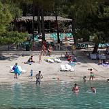 Apartmány Mali Lošinj 8118, Mali Lošinj - Nejbližší pláž