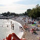 Apartmány Crikvenica 18359, Crikvenica - Nejbližší pláž