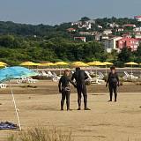 Apartmány Klimno 13770, Klimno - Nejbližší pláž