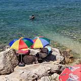 Apartmány a pokoje Stara Baška 5335, Stara Baška - Nejbližší pláž