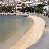 Apartmány a pokoje Metajna 15615, Metajna - Nejbližší pláž