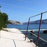 Ferienwohnungen und Zimmer Metajna 15615, Metajna - Nächster Strand