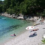 Holiday house Uvala Skozanje 4125, Uvala Skozanje - Nearest beach