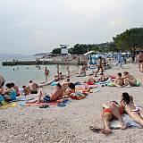 Apartmány a pokoje Crikvenica 15963, Crikvenica - Nejbližší pláž