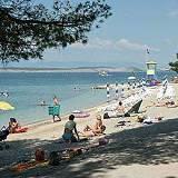 Ferienwohnungen Dramalj 5470, Dramalj - Nächster Strand