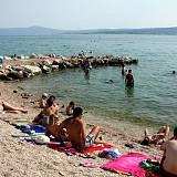 Apartmány Crikvenica 5409, Crikvenica - Nejbližší pláž