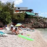 Počitniška hiša Gornja Podgora 15139, Gornja Podgora - Najbližja plaža