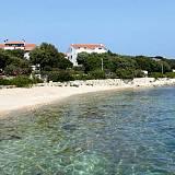 Apartmány Mandre 6179, Mandre - Nejbližší pláž