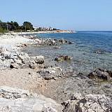 Apartmány Mandre 6174, Mandre - Nejbližší pláž