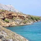 Ferienwohnungen Pag 6068, Pag - Nächster Strand