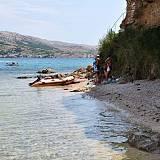 Ferienwohnungen Pag 6094, Pag - Nächster Strand