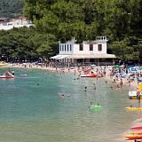 Apartmány Makarska 11414, Makarska - Nejbližší pláž