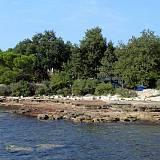 Počitniška hiša Rožac 7313, Rožac - Najbližja plaža