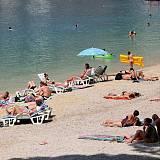Apartmani i sobe Makarska 9345, Makarska - Najbliža plaža