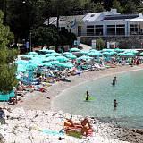 Ferienwohnungen Mali Lošinj 18148, Mali Lošinj - Nächster Strand