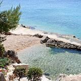 Ferienwohnungen Mandre 8555, Pag - Nächster Strand