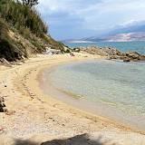 Ferienwohnungen Pag 7021, Pag - Nächster Strand