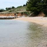 Ferienwohnungen und Zimmer Vlašići 9539, Vlašići - Nächster Strand