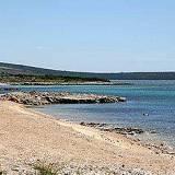 Ferienwohnungen Gajac 9519, Gajac - Nächster Strand