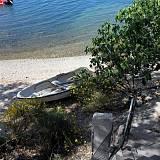 Apartmány a pokoje Vidalići 9545, Vidalići - Nejbližší pláž