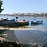 Ferienwohnungen Stara Novalja 6077, Stara Novalja - Nächster Strand