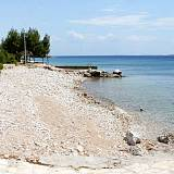 Apartmány Mandre 9524, Mandre - Nejbližší pláž