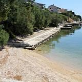 Apartmány Dinjiška 9540, Dinjiška - Nejbližší pláž
