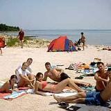 Apartments Vir 12309, Vir - Nearest beach