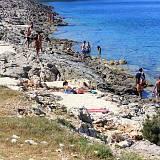 Ferienwohnungen Mali Lošinj 17922, Mali Lošinj - Nächster Strand